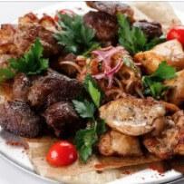 Мясо по кавказский